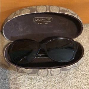 Coach Pamela Sunglasses w/prescription